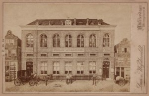 Oude foto Egelantierstraat